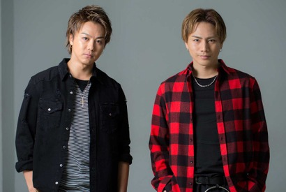 TAKAHIRO×登坂広臣『HiGH&LOW THE RED RAIN』/photo:Nahoko Suzuki
