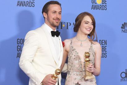 第74回ゴールデン・グローブ賞『ラ・ラ・ランド』が最多7部門受賞で ...