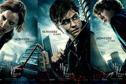 『ハリー・ポッターと死の秘宝』 -(C) 2010 Warner Bros. Ent.Harry Potter Publishing Rights (C) J.K.R. Harry Potter characters, names and related indicia are trademarks of and (C) Warner Bros. Ent. All Rights Reserved.
