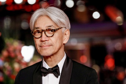 坂本龍一 (C) Getty Images