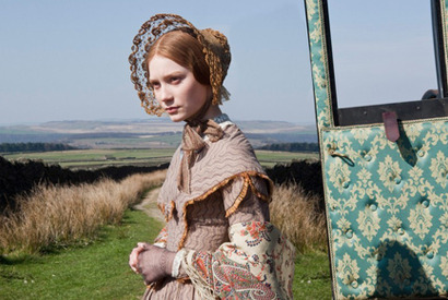 『ジェーン・エア』 -(C) RUBY FILMS (JANE EYRE) LTD./THE BRITISH BROADCASTING CORPORATION 2011.