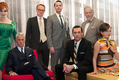 「MAD MEN マッドメン<シーズン5>」-(C) 2012 Lions Gate Television Inc., All Rights Reserved.