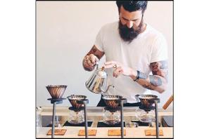 コーヒー飲み比べイベントが神田錦町で開催!カフェ7店舗集結 画像