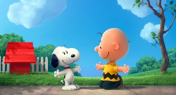 『I LOVE スヌーピー THE PEANUTS MOVIE』-(C)2015 Twentieth Century Fox Film Corporation.  All Rights Reserved.  Peanuts (C) Peanuts Worldwide LLC.