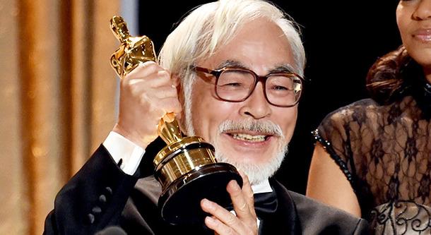 祝・宮崎駿 アカデミー名誉賞受賞! 世界中が注目す …