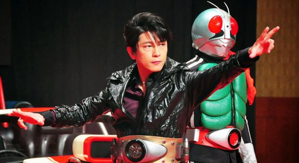 及川光博 幻の仮面ライダー3号 に 情報解禁前に唐沢寿明にこっそり