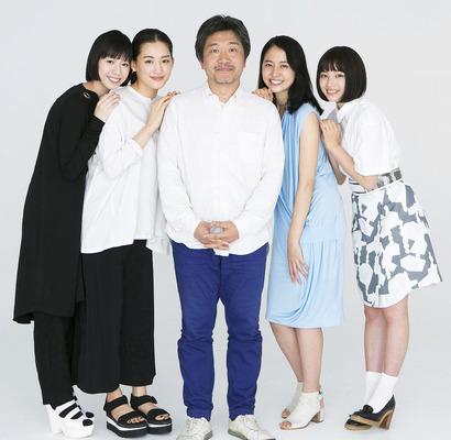 海街diary』カンヌ映画祭コンペ部門に出品! 広瀬すず「本当に幸せ ...
