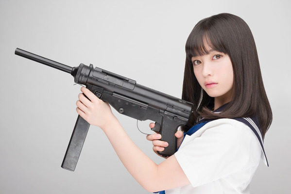 「橋本環奈 セーラー服と機関銃-卒業-」の画像検索結果
