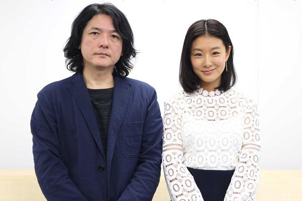 岩井俊二監督&玄理/『リップヴァンウィンクルの花嫁』