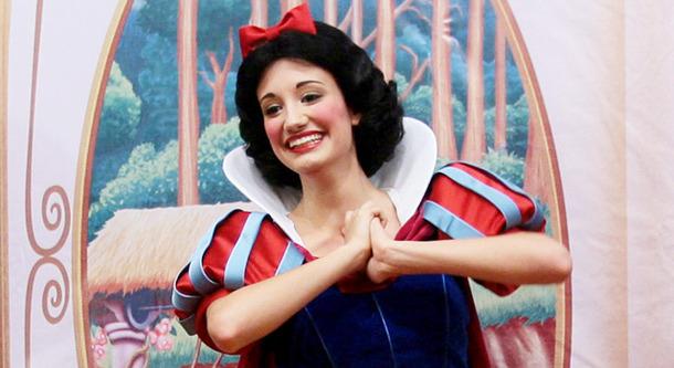 ディズニー、『白雪姫』を実写化