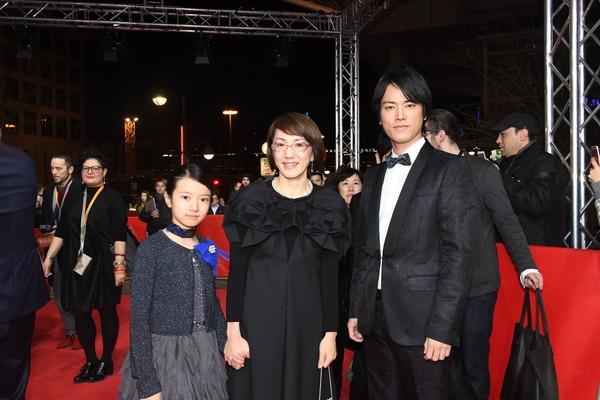 生田斗真、ベルリン国際映画祭に...