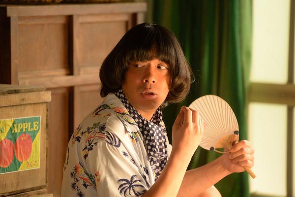うちわと峯田和伸