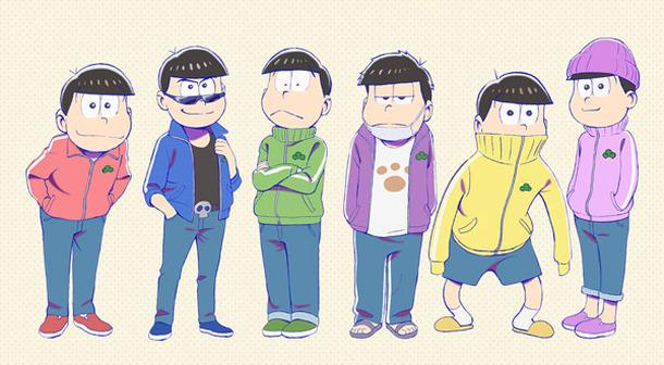6つ子のおそ松さん
