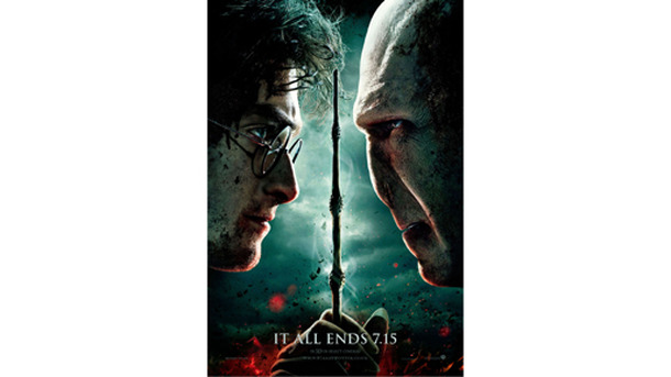 『ハリー・ポッターと死の秘宝 PART2』 -(C) 2011 WARNER BROS. ENTERTAINMENT INC. HARRY POTTER PUBLISHING RIGHTS (C) J.K.R. HARRY POTTER CHARACTERS, NAMES AND RELATED INDICIA ARE TRADEMARKS OF AND (C) WARNER BROS. ENT. ALL RIGHTS RESERVED.