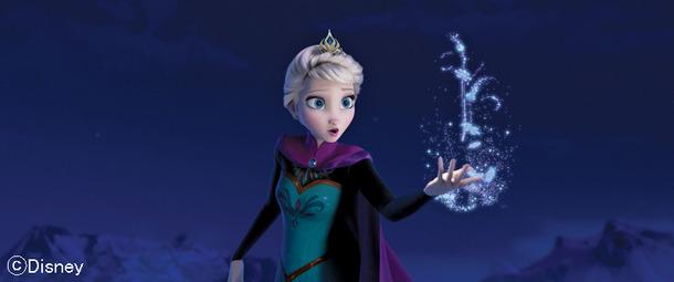 『アナと雪の女王』 (C)Disney