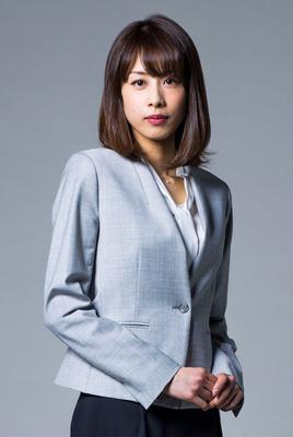 加藤綾子アナが本格女優デビュー...
