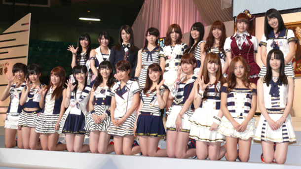 前田敦子 Akb48総選挙で華麗なる逆転劇 するも マニフェストって何ですか Cinemacafe Net