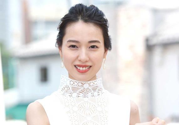 戸田恵梨香「ランコム ファンデーション 新製品発表会」