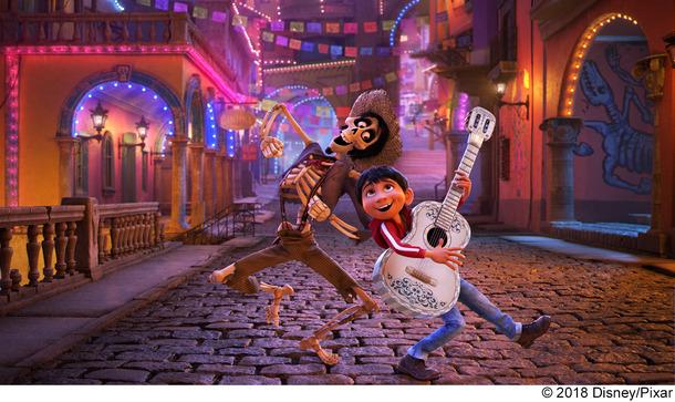 『リメンバー・ミー』(C) 2018 Disney/Pixar