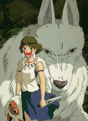 『もののけ姫』 (C)1997 Studio Ghibli・ND
