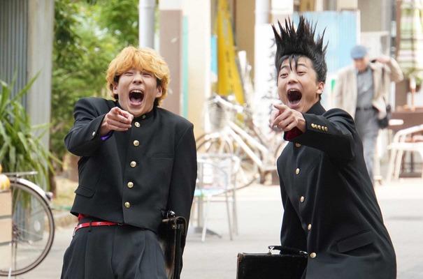 「今日から俺は!!」第4話 (C) NTV