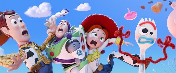 『トイ・ストーリー4』 (C)2018 Disney/Pixar. All Rights