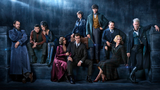 『ファンタスティック・ビーストと黒い魔法使いの誕生』 (C)2018 Warner Bros. Ent.  All Rights Reserved.Harry Potter and Fantastic Beasts Publishing Rights (C)J.K.R.