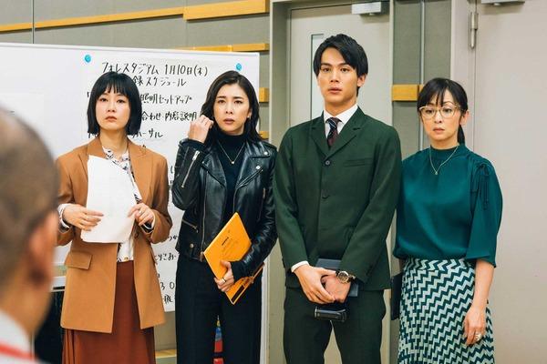 竹内結子&水川あさみに「最強コンビが爆誕」の声…「スキャンダル専門 ...