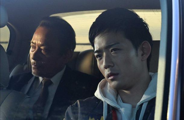 「メゾン・ド・ポリス」第8話 (C) TBS