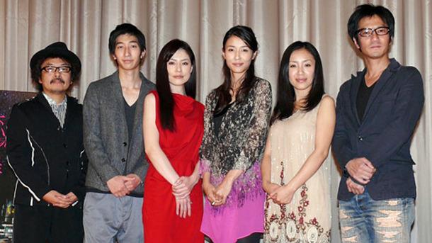 水野美紀、冨樫真、神楽坂恵、過激な舞台挨拶に客席は大