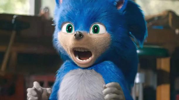『ソニック・ザ・ムービー/Sonic The Hedgehog』 (C) APOLLO