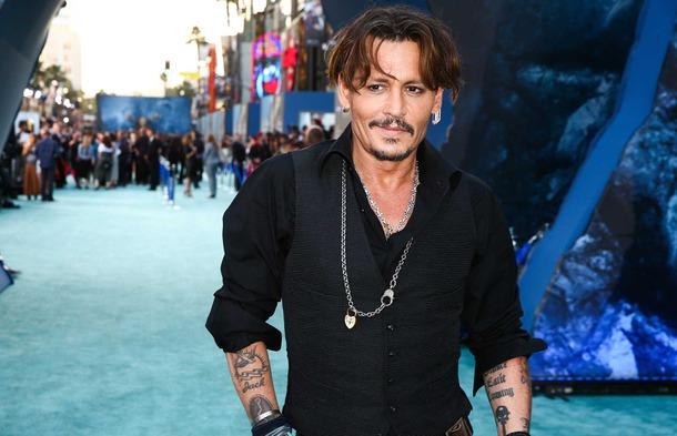 ジョニー・デップ、56歳に!映画に音楽に積極的に活動中