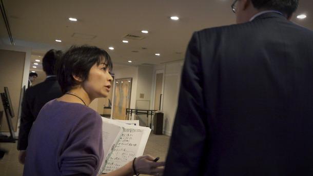 映画『新聞記者』の原案となった女性記者を追う『i -新聞記者 ...