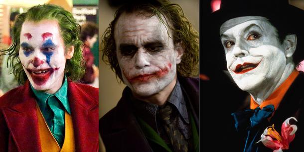 ヒース、ジャレッド、ニコルソン\u2026 \u201c歴代ジョーカー\u201d俳優に迫る