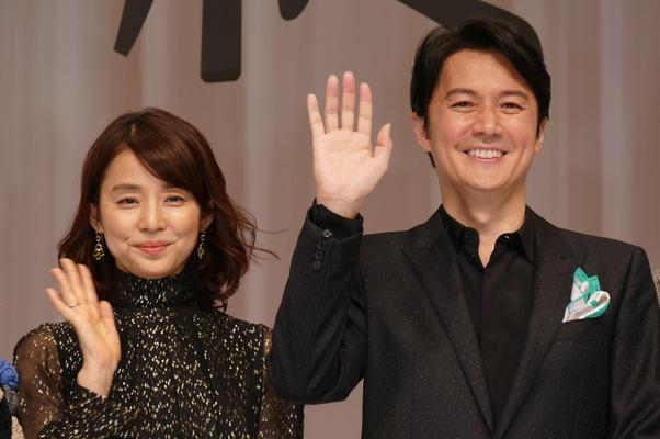 福山雅治、石田ゆり子と\u201c運命\u201dの初共演!「早く会いたかった」と