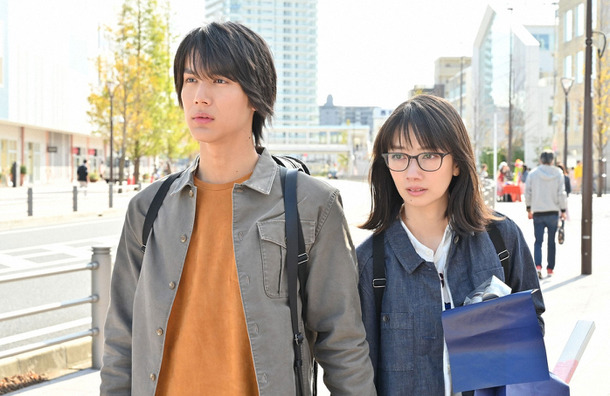 波瑠と中川大志、もどかしすぎる2人の恋に視聴者の反応は!?「G