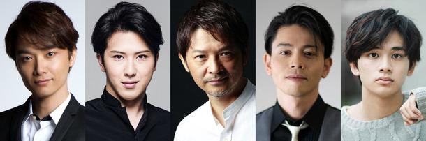 井上芳雄&北村匠海ら、吉沢亮主演「半沢直樹」SPに出演 | cinemacafe.net