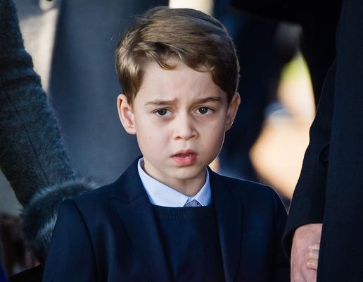 祝7歳! ジョージ王子7年間の成長と現在 | cinemacafe.net