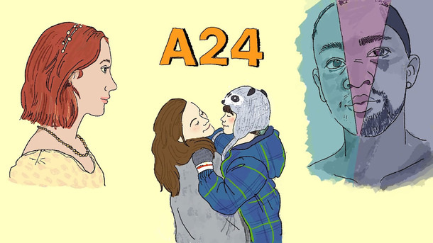 「A24」の魅力/イラスト:Akari Kuramoto