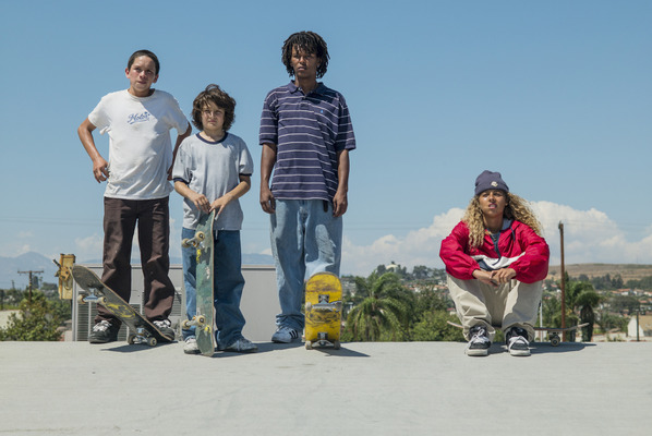 『mid90s ミッドナインティーズ』 (C)2018 A24 Distribution, LLC. All Rights Reserved.