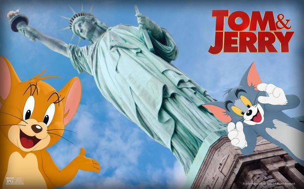 実写 ジェリー トム と