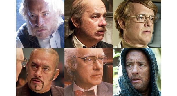 トム・ハンクス、約30年の役者人...
