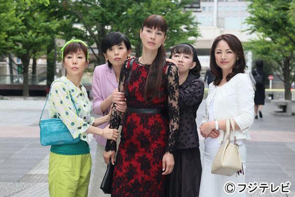 江角マキコ「ショムニ2013」にオ...