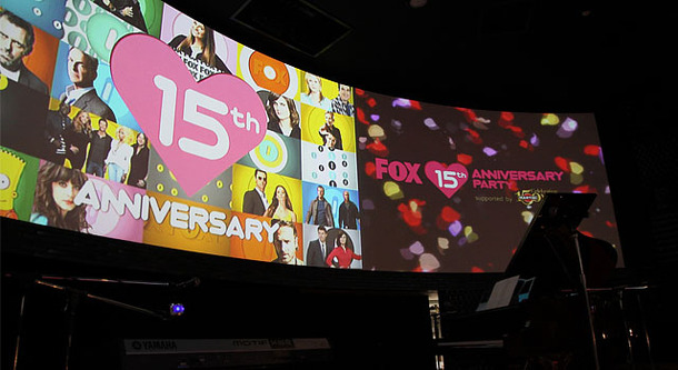 "FOXチャンネル開局15周年パーティ ""FOX 15th Anniversary Party supported by MARTINI""(c)Yusuke.Kozuka"