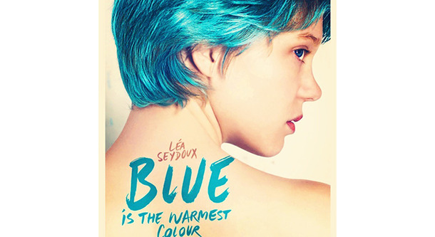 熱い 色 ブルー は アデル