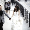 キー&八木アリサ/「私たち結婚しました」 (C)MUNHWA BROAdCASTING CORP. /S.M.CULTURE&CONTENTS Co.,Ltd./S.M.ENTERTAINMENT Co.,Ltd.