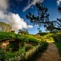 "ホビット庄-(C) ""Hobbiton Movie Set Tours"" for Hobbiton"