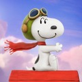 "スヌーピーの""フライング・エース""『I LOVE スヌーピー THE PEANUTS MOVIE』 -(C)2015 Twentieth Century Fox Film Corporation.  All Rights Reserved.  Peanuts (C) Peanuts Worldwide LLC."