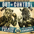 「MAN WITH A MISSION」と「Zebrahead」による楽曲「Out of Control 」