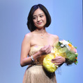 安達祐実/「THE BEAUTY WEEK AWARD」